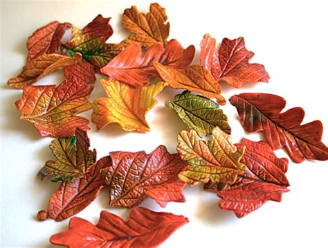 edible fall leaves etsy finds amazing candy mushrooms handmade charlotte