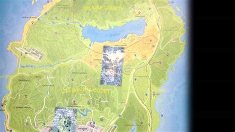 gta  map size comparison youtube