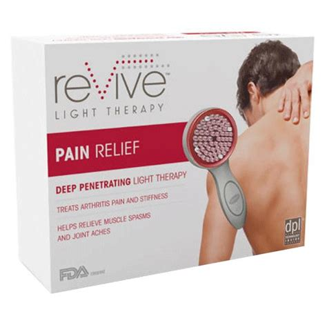 Buy reVive Light Therapy Pain Relief System [RVPNSYS]