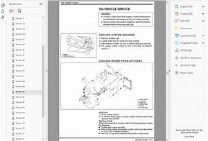 Workshop Manual Service  U0026 Repair Guide For Suzuki Carry 1999