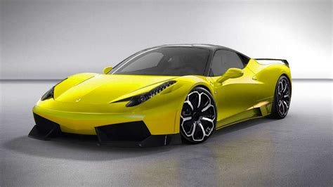 Black And Yellow Exotic Cars Wallpaper 28 Wide Wallpaper