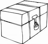 Coloring Box Pages Boxes Lunch Lock Safety Printable Printables Getcolorings sketch template