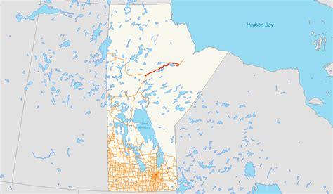 Manitoba Provincial Road Wikipedia