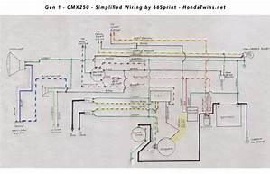 Diagramhonda Cmx 250 Wiring Diagram Casen Ytliu Info