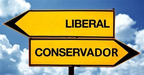 diferencia entre liberales  conservadores diferenciador