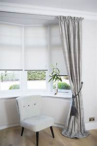 curtains over blinds Curtains Over Roller Blinds | Curtain Menzilperde.Net