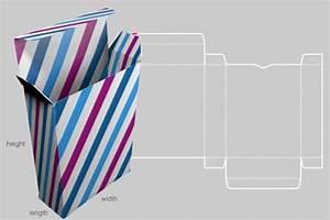 Printable Gift Box Templates