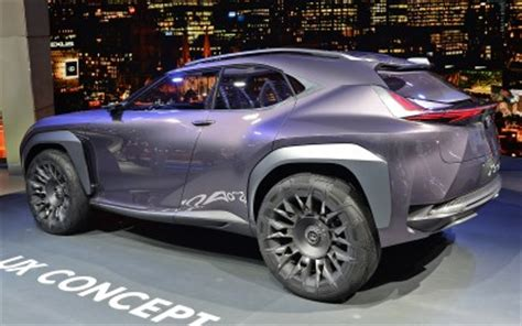 lexus ux crossover will go to production the lexus ux crossover will go to production the drive