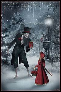 Haunted, Christmas, By, Unholyvault, On, Deviantart