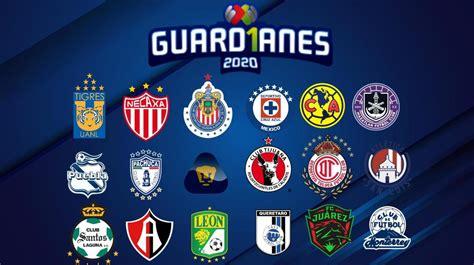 Partidos de la Liga MX: Jornada 13 del Apertura 2020 ...