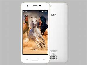 Reliance launches LYF C451 4G smartphone at Rs. 4,999 ...