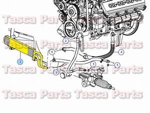 Oem Power Steering Oil Cooler 2009