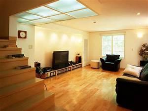 Modern living room lighting tjihome