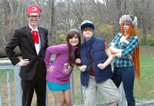 Gravity Falls Cosplay