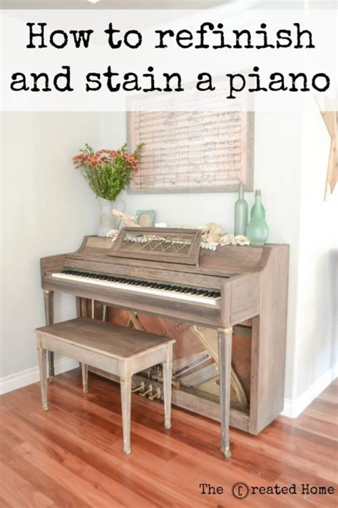 Best 25+ Refinish Piano Ideas On Pinterest  Painted