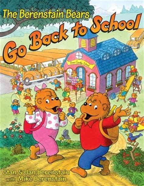 berenstain bears    school  stan berenstain reviews discussion bookclubs lists