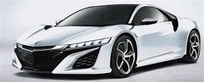 Acura Nsx Gt Tlx Animation Colors Race