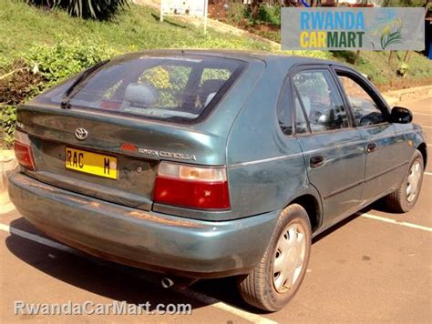 Used Toyota Hatchback 1995 1995 Toyota Corolla Xli