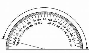 Protractor, 165 Degrees | ClipArt ETC