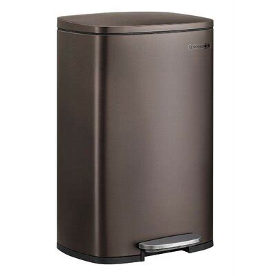 extra large kitchen trash  wayfair