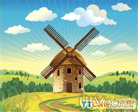30 Best Images About Windmill Cartoon On Pinterest
