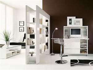étagère Séparation De Pièce : le salon des meubles pour tout ranger ~ Premium-room.com Idées de Décoration