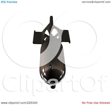 free royalty free clipart royalty free rf clipart illustration of a 3d ww2 bomb
