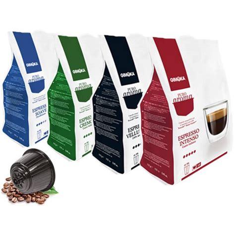 Www Dolce Gusto It Bicchieri Omaggio by Vendita 320 Capsule Caffe Gimoka Compatibili Nescafe Dolce