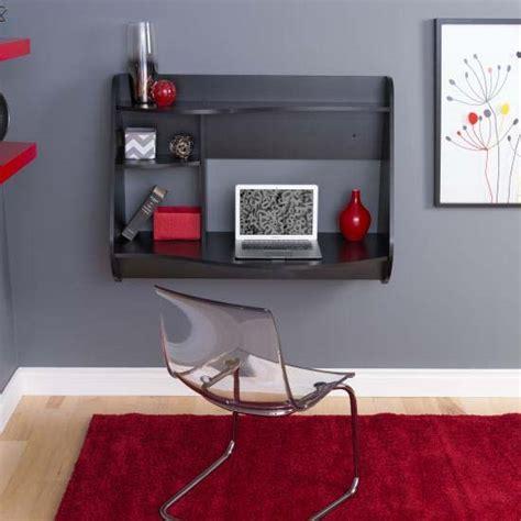 prepac wall mounted floating desk prepac kurv wall mounted floating desk black behw 0901 1