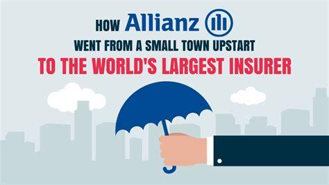 allianz   worlds largest insurer quotecom