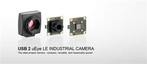 usb  ueye le industrial camera compact cost effective