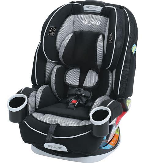 Graco 4ever Allin1 Car Seat Matrix