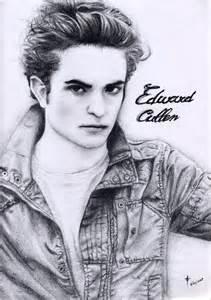 Edward Cullen Drawing