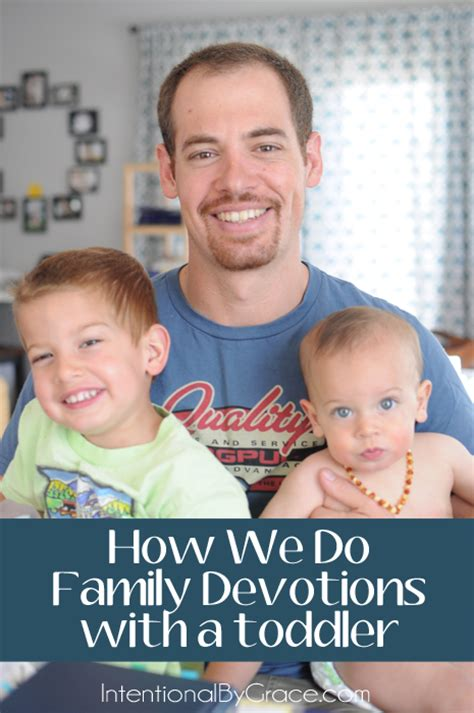 how we do family devotions with a toddler intentional by 612 | family devotions with a toddler