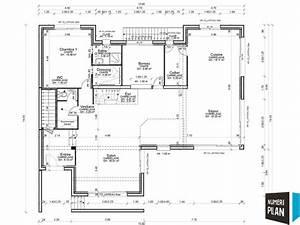 permis construire maison plan de masse exemple dossier With faire ses plan de maison gratuit
