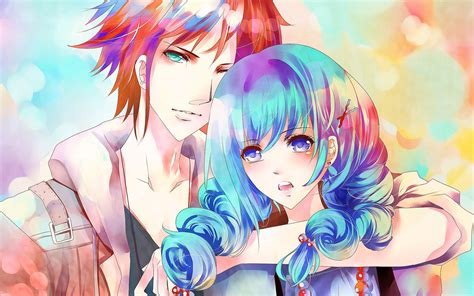couples anime wallpapers wallpapertag