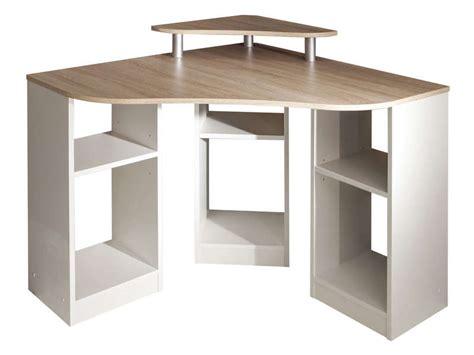 fabriquer un bureau en bois bureau d 39 angle vente de bureau conforama