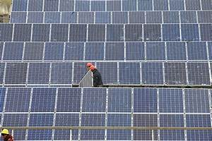 Storm Clouds Build Over China Solar Exports to India ...