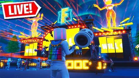 fortnite marshmello  event concert fortnite battle