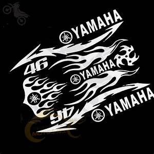 Motorbike Stickers Design | Custom Sticker