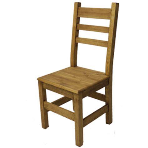 des chaises en bois chaise assise bois