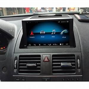Installation Instructions Of Android Mercedes Benz C