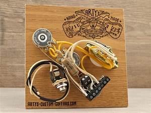 Solderless Prewired Kit Blender Stratocaster
