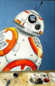 Disney Star Wars Painting