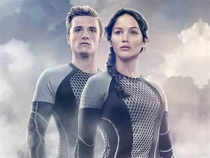 Peeta Hunger Katniss Games Catching Fire Everdeen