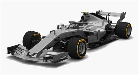 Formula One car 3d model free download - cadnav.com