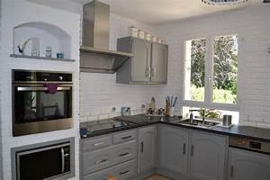 Meuble Pour Plaque De Cuisson : meuble pour poser plaque de cuisson 14 ambiance patine ~ Dailycaller-alerts.com Idées de Décoration