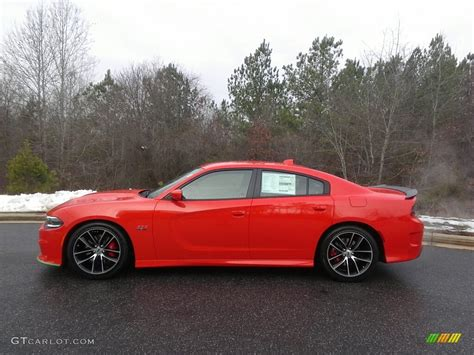 Go Mango Color by 2017 Go Mango Dodge Charger R T Pack 118032271 Photo
