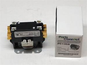Pc130a Single One 1 Pole 30 Amps 208  240 Volts A  C