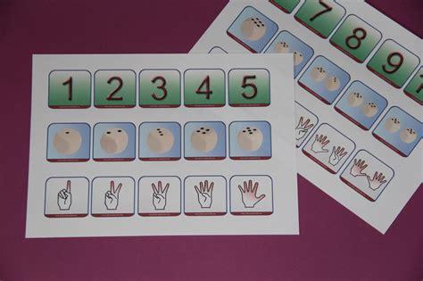 jeux mathematiques en maternelle pour apprendre  compter